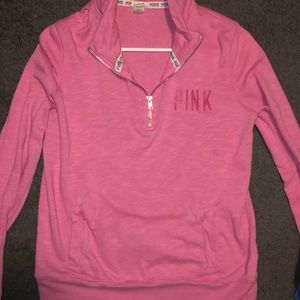 VS pink vip up hoodie